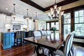 kitchen dining room living room open floor plan kitchen and dining room layouts