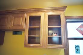 Kitchen Cabinet Molding by Interesting Dark Brown Maple Wood Crown Molding For Cabinets