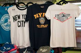 themed t shirts and nyc themed t shirts picture of gift