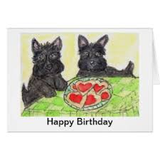 scottish birthday cards scottish birthday greeting cards