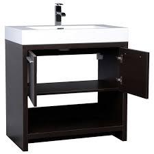 32 Bathroom Vanity Modern Bathroom Vanity Set Espresso Tn L800 Wg Conceptbaths Com