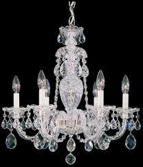 schonbek 2994 40h swarovski lighting sterling chandelier