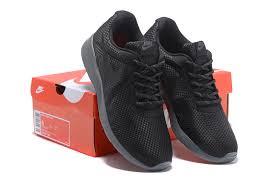 Nike Tanjun Black new style nike tanjun se 844887 002 grey black s s