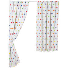 Curtains For Girls Nursery by Kids Blackout Curtains Kidsu0027 Blackout Curtains Rainbow Star
