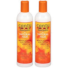 amazon com cantu shea butter moisturizing curl activator cream