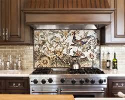 Kitchen Medallion Backsplash Mosaic Designs For Kitchen Backsplash Ideas Tiles Picture