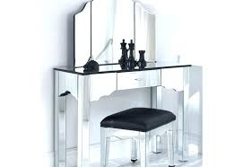Small Desk Vanity Vanity Table Chair Mirror For The Small Desk In Bedroom Ghost