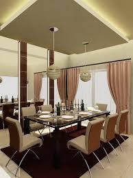 interior design small modern contemporary dining room interior