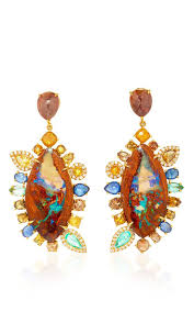 turquoise opal earrings 108 best yowah opal images on pinterest opal jewelry opals and