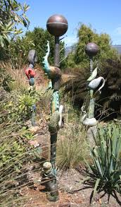 Ceramic Garden Spheres 89 Best Totems In Clay Images On Pinterest Garden Totems Totem