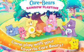 care bears rainbow playtime android apps google play