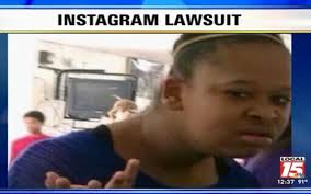 Meme Girl Face - confused face meme girl keisha johnson suing instagram for 500