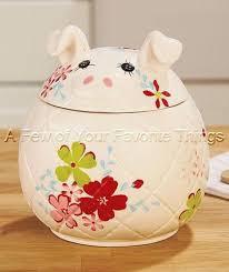 pig kitchen canisters 226 best piggy cookie jar images on pig stuff pig