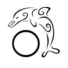 25 beautiful tribal dolphin tattoo ideas on pinterest dolphins