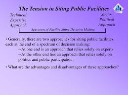ppt public facility siting exercise powerpoint presentation id