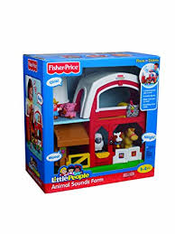 amazon black friday sales for fisher price toys amazon com fisher price little people animal sounds farm toys