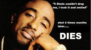 Tupac Memes - unlucky self prophetic tupac swag know your meme