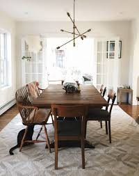 west elm dining table craigslist our dining room west elm marquis rug west elm mobile pendant