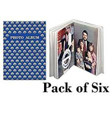 photo albums for 4x6 pictures 4 x 6 photo albums pack of 3 each mini photo album