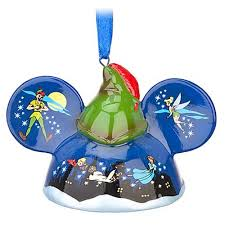 your wdw store disney ears ornament 40th anniversary limited