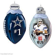 footbells ornament collection nfl dallas cowboys