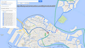 Map Venice Italy by Venice Walking Tour 2 Italy