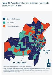 St Louis Zip Code Map Report Racial Health Disparities Affect Everyone In St Louis