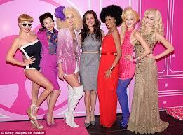 rose mcgowan opens barbie u0027s dream closet york fashion week