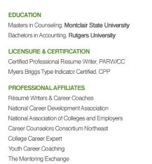 Career Coach Resume About U2013 Ace The Resume