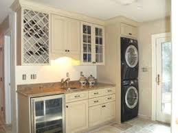 Washer And Dryer Cabinet Washer Dryer And Wet Bar Combo Rta Cabinet Store