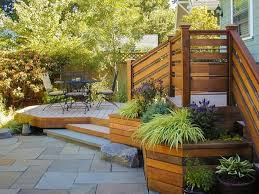 Backyard Small Deck Ideas Pretty Small Deck Ideas For Beautiful And Chic Backyard Outdoor
