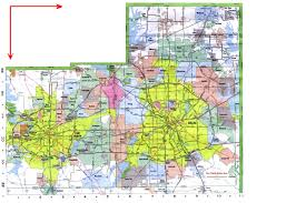 Chicago City Limits Map by Map Of Dallas Fort Worth Neighborhoods Towns Pinterest Fort