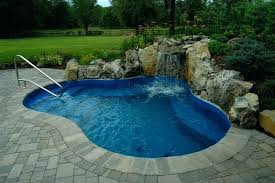backyards with pools swimming pools for small yards pauljcantor com