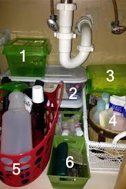 Bathroom Sink Organizer by 45 Best Under Sink Storage Images On Pinterest Organization