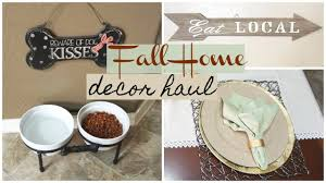 Target Com Home Decor Fall Home Decor Haul Kirklands Target And Ross Youtube