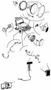jeep wrangler light wiring jk wrangler lighting 4 wheel parts