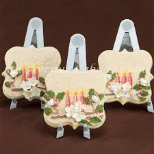 advent christmas candle cookies shop5thavenuecakes