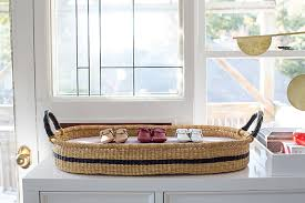 chagne baskets sunroom details the nursery the makerista