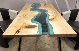 live edge river table epoxy live edge river table with with epoxy inlay