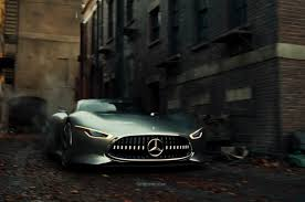 mercedes amg gran turismo mercedes amg vision gt is how wants to roll autodeal