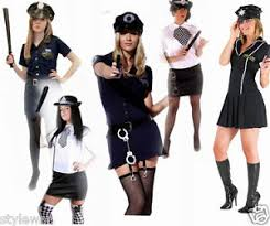 Sexiest Halloween Costumes Ladies Police Fancy Dress Halloween Costume Woman