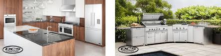 Dcs Outdoor Kitchen - dcs by fisher u0026 paykel kitchen appliances and grills