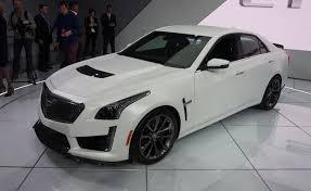 2006 Cadillac Cts V Interior 2016 Cadillac Cts V Packs 640 Hp Into Cobo Autoguide Com News