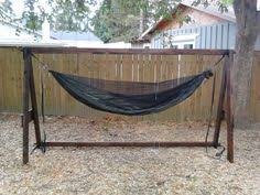 hammock stand diy or buy link included small space decor