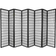 Japanese Screen Room Divider Legacy Decor 8 Panel Japanese Style Room Screen Divider