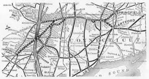 new england central railroad map great map and more links on central new england railway