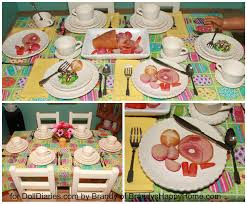 How To Make Doll Kitchen Review On The Queen U0027s Treasures Colonial Utensil Set Doll Diaries