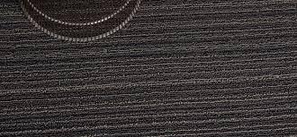 Chilewich Doormats Chilewich Floor Indoor Outdoor Mats Shag Skinny Stripe Steel