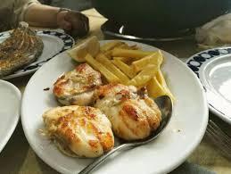 plancha cuisine a la plancha picture of pescador bueu tripadvisor