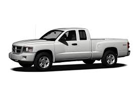 Dodge Dakota Trucks - 2009 dodge dakota new car test drive